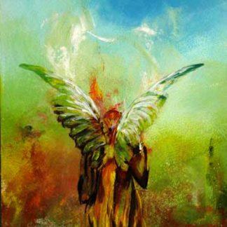Engel auf dem Weg